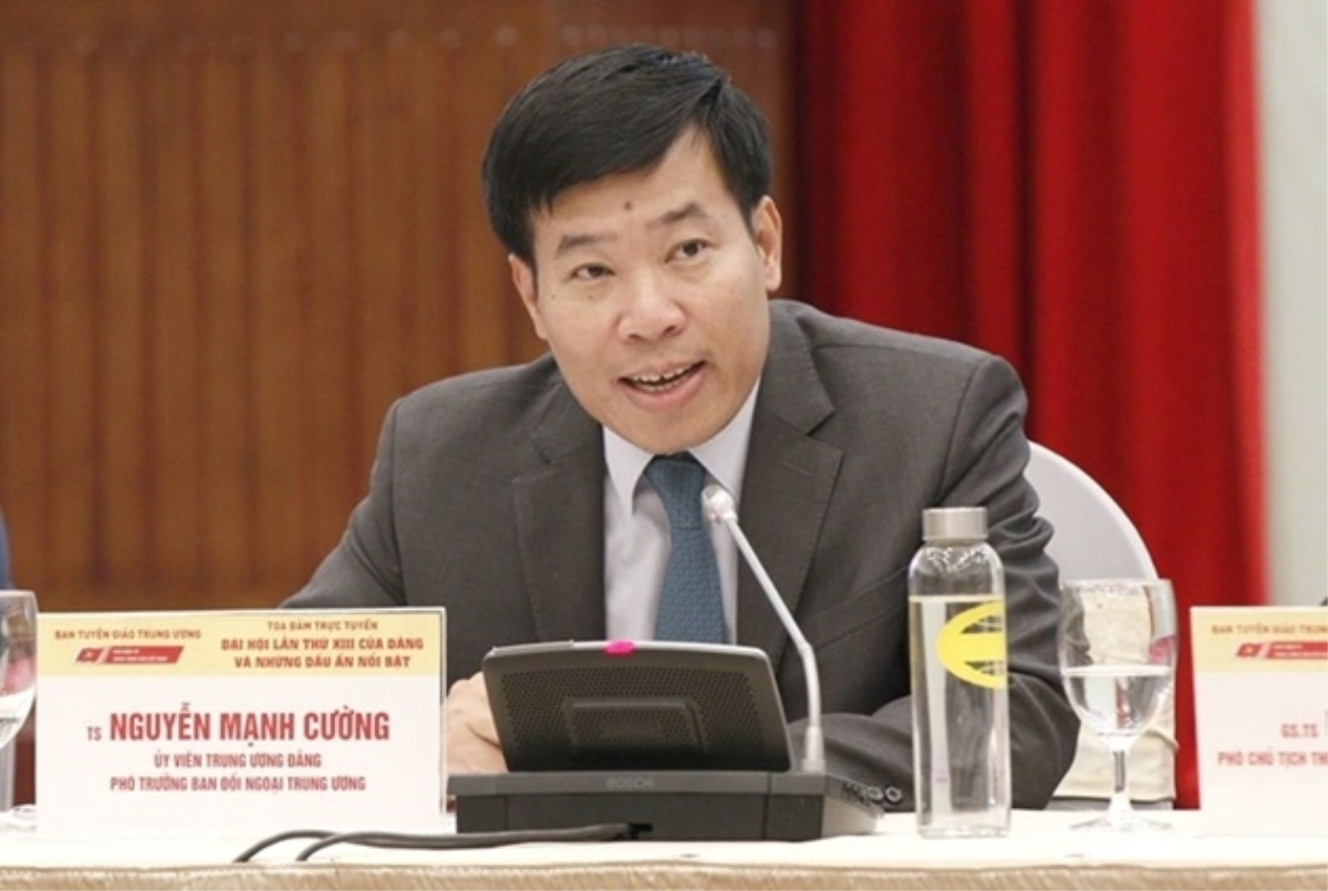 Phó trưởng Ban Đối ngoại Trung ương làm Bí thư Tỉnh ủy Bình Phước