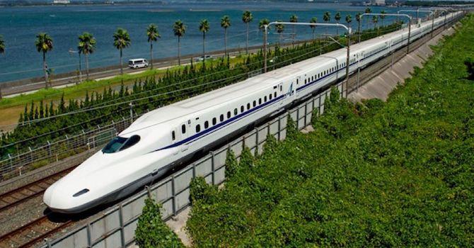 Năm 2021: Đề xuất xây dựng đường sắt tốc độ cao TP.HCM - sân bay Long Thành trên trục Bắc - Nam