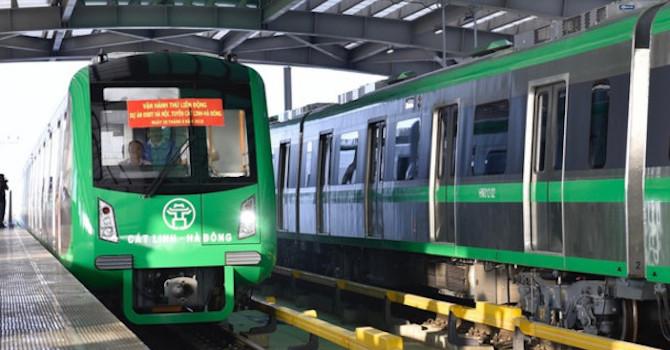 Đường sắt trên cao: Bộ GTVT đã làm việc như thế nào với Tổng thầu Trung Quốc?