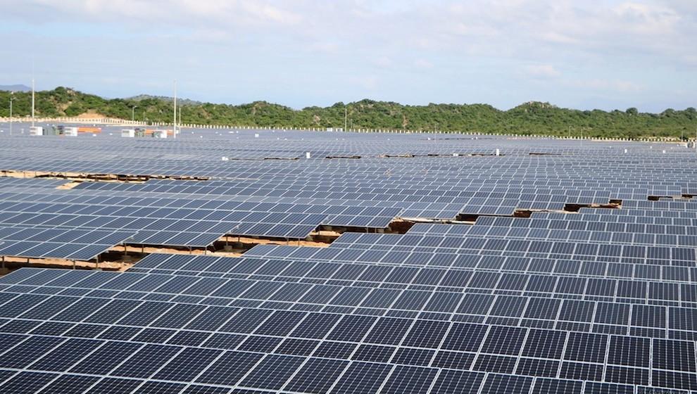 Đến cuối năm 2020 sẽ không còn tình trạng quá tải công suất nhà máy điện mặt trời