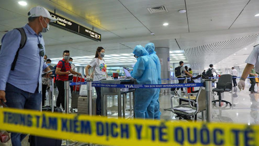 TP.HCM: Cách ly 47 người liên quan đến chuyên gia Hàn Quốc nghi nhiễm Covid-19