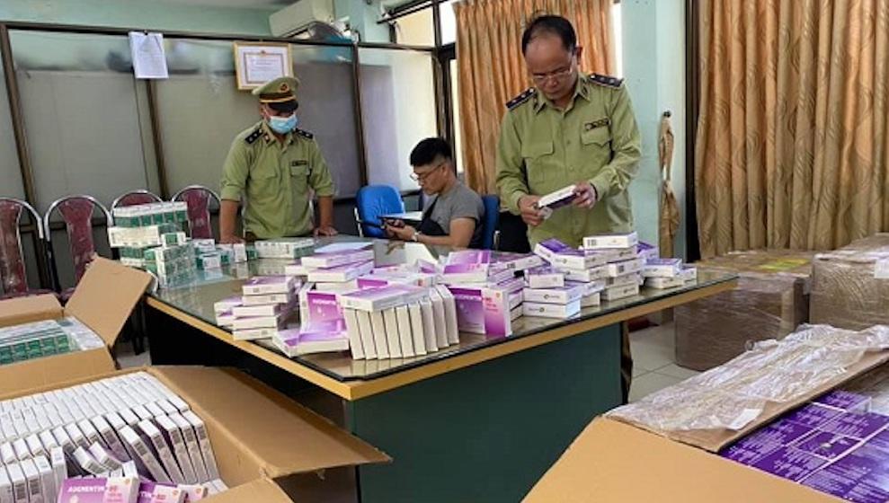 Phát hiện cơ sở chuyên phân phối thuốc kháng sinh trôi nổi trên mạng xã hội tại Hà Nội