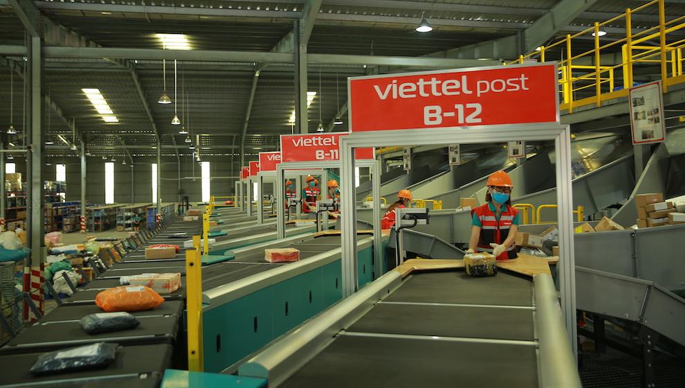 Doanh thu Viettel Post tăng 121% năm 2020, lợi nhuận chỉ tăng 1%