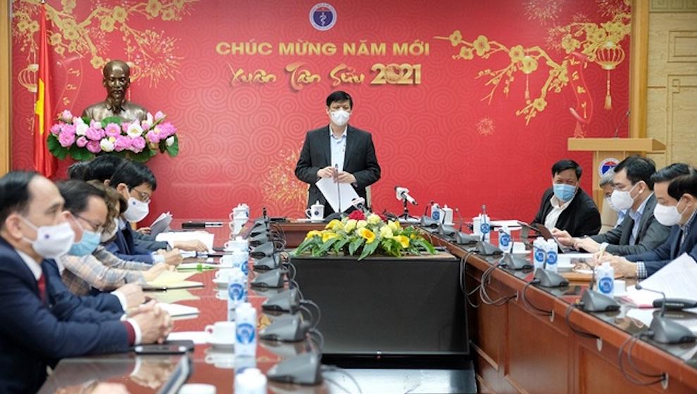 Việt Nam sẽ có ít nhất 60 triệu liều vaccine COVID-19 trong năm 2021