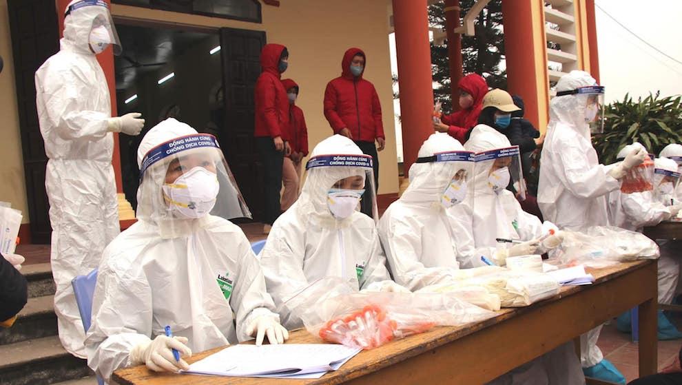 Hải Dương ghi nhận thêm 8 ca mắc COVID-19, 5 ca nhập cảnh tại Kiên Giang