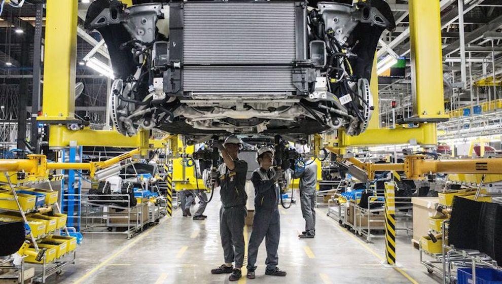 VinFast lên kế hoạch xây nhà máy ô tô điện tại Mỹ