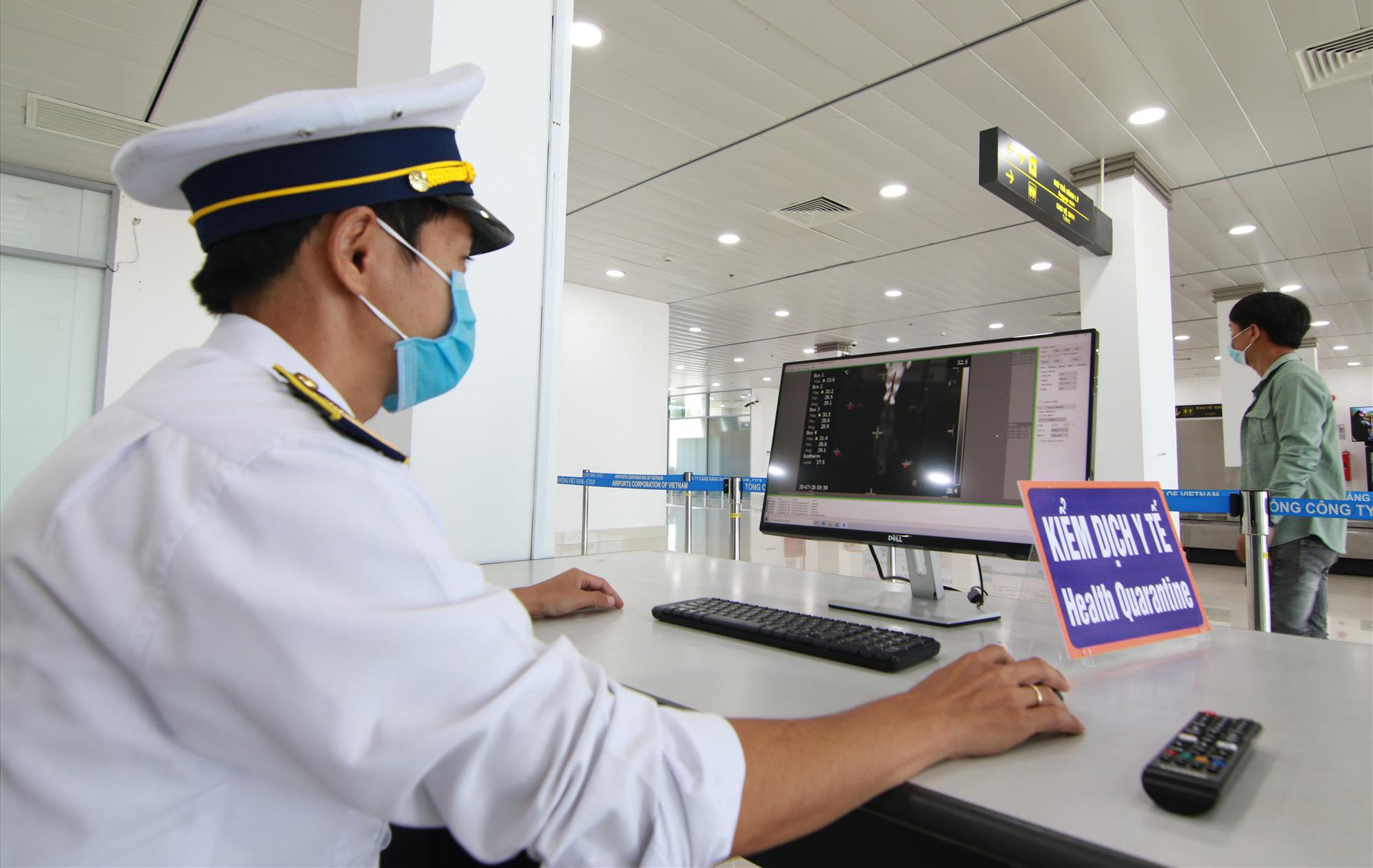 Xử lý trường hợp không khai báo y tế điện tử trước chuyến bay