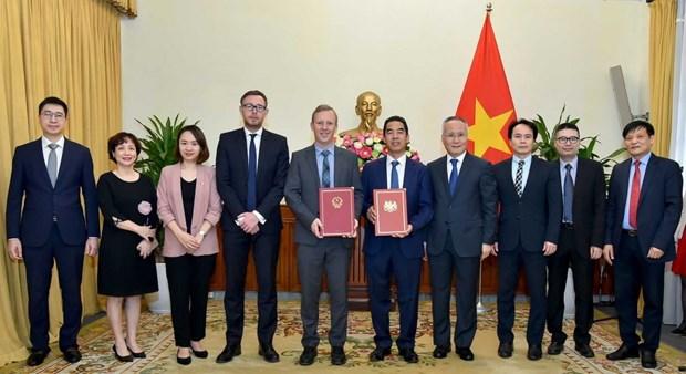 Hiệp định thương mại tự do giữa Việt Nam và Vương quốc Anh sẽ có hiệu lực từ 1/5
