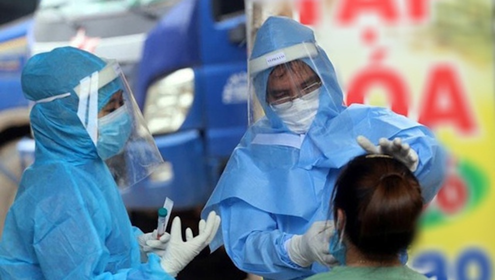 Thêm 65 ca mắc COVID-19 do lây nhiễm trong cộng đồng