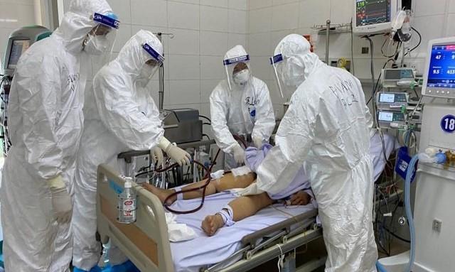 Việt Nam ghi nhận ca tử vong thứ 36 do COVID-19