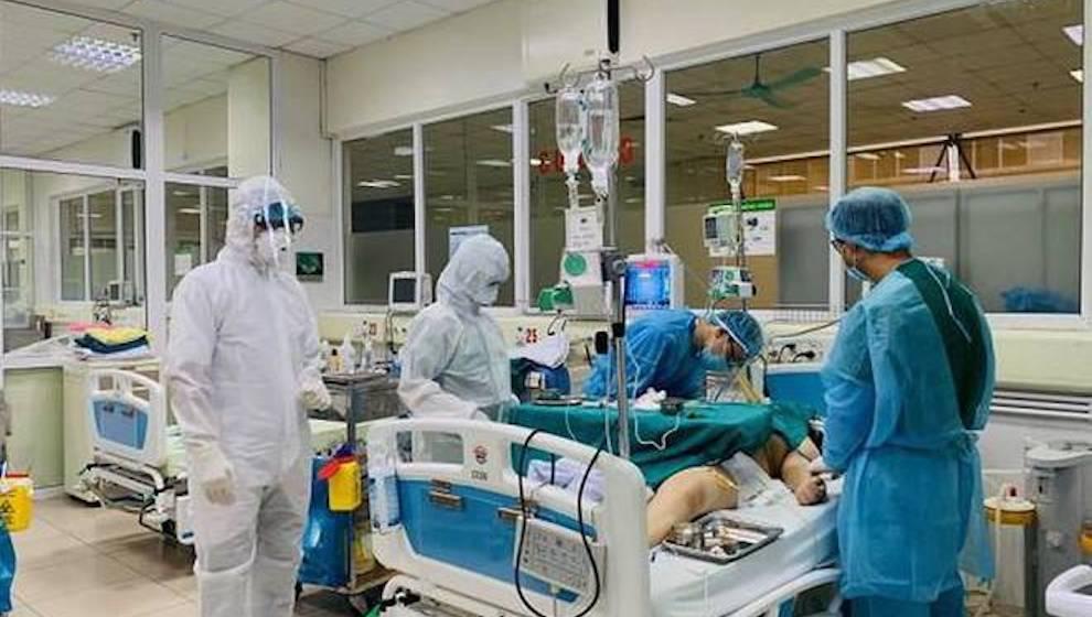 46 ca Covid-19 đang điều trị tiên lượng nặng lên và rất nặng