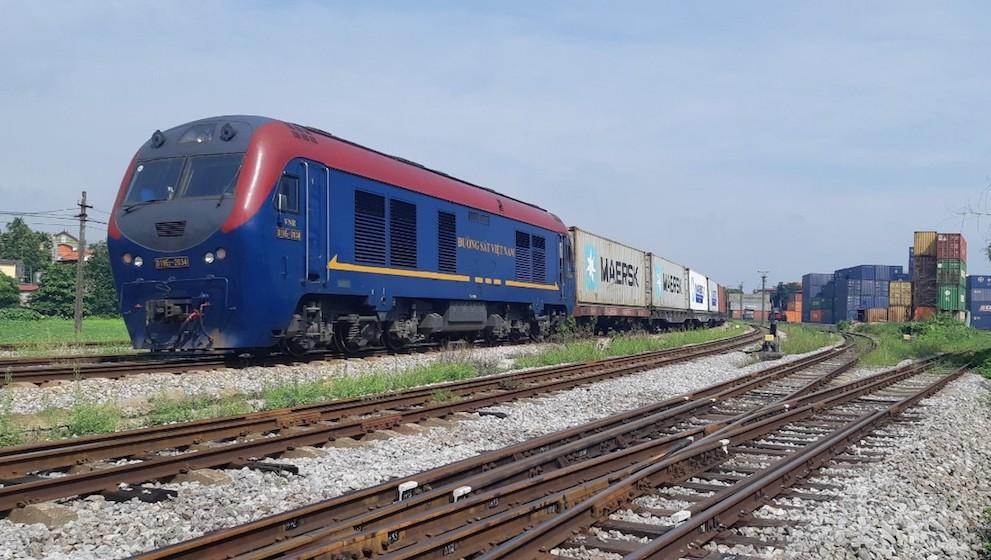 Mở tuyến đường sắt chuyên container từ Việt Nam sang Bỉ, dự kiến tần suất 8 chuyến/tháng