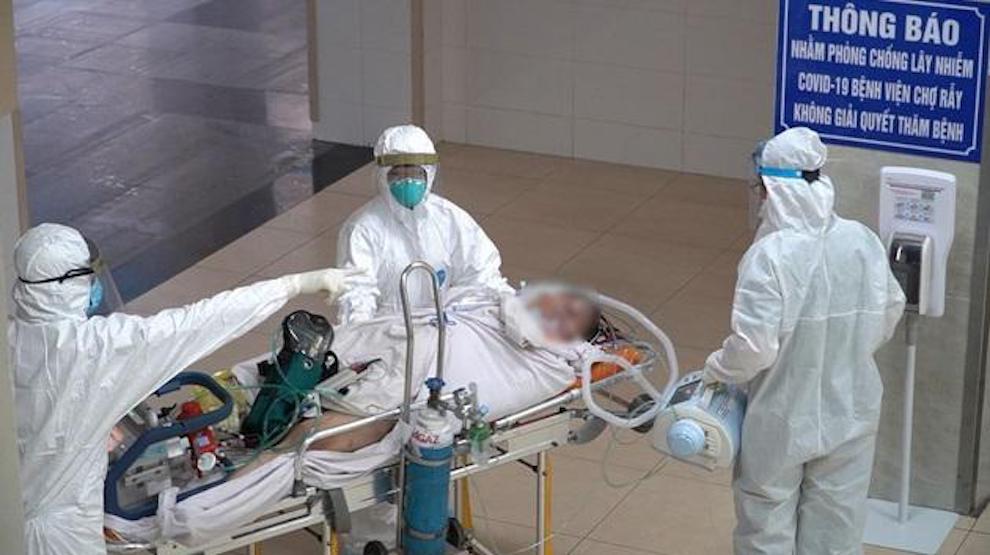Ngày 29/7: Ghi nhận 7.594 ca mắc COVID-19, thêm 4.323 bệnh nhân được công bố khỏi bệnh