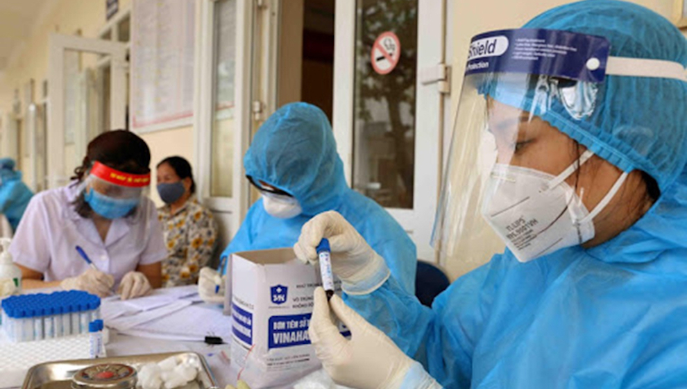 Sáng 30/7: 4.992 ca mắc COVID-19, đã tiêm được hơn 5,5 triệu liều vaccine