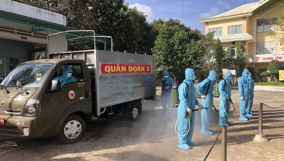 Sáng 31/7: Có 4.060 ca mắc COVID-19, Việt Nam tiêm được gần 6 triệu liều vaccine