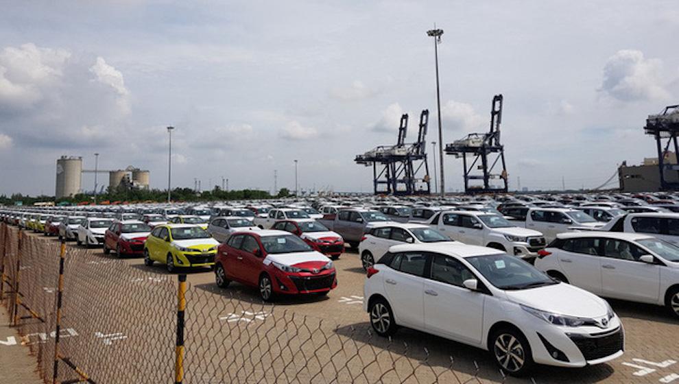 Xe ô tô nhập khẩu từ Nga bất ngờ thấp chưa từng có, trung bình chỉ 381 triệu đồng
