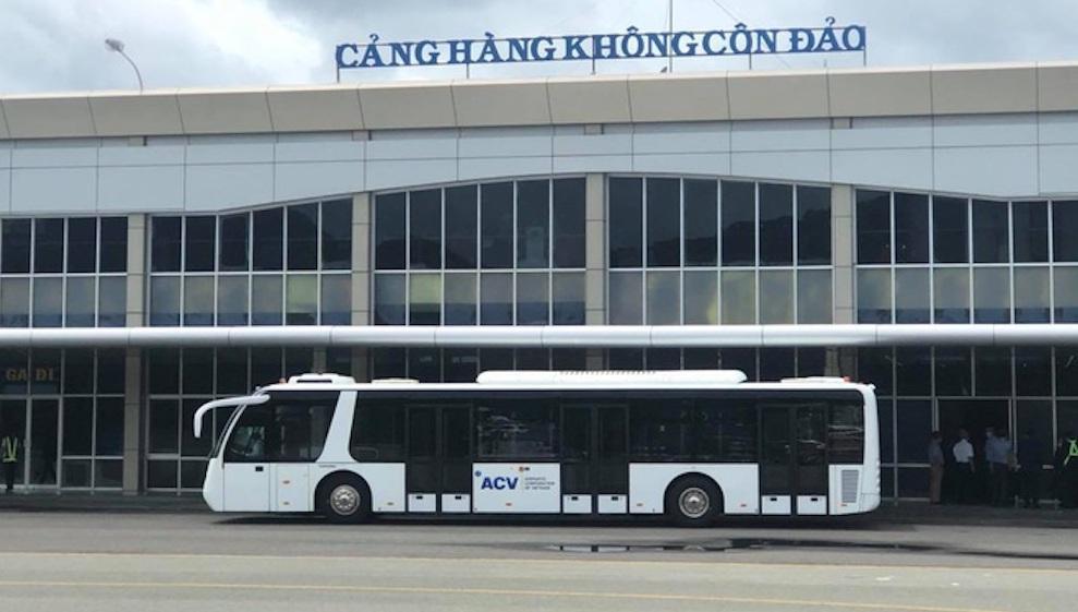 Sân bay Côn Đảo được quy hoạch mở rộng, nâng công suất gấp 4 lần