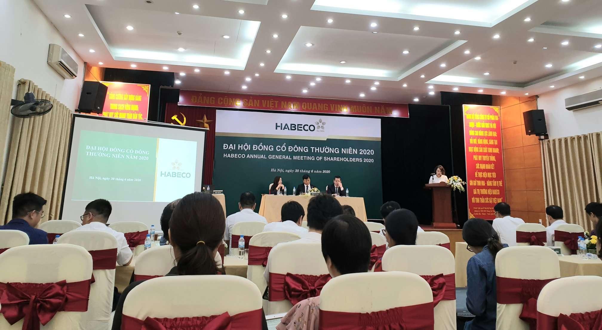 ĐHĐCĐ Habeco: Mục tiêu lợi nhuận sau thuế 248 tỷ đồng, đẩy mạnh thị trường miền Trung, Nam