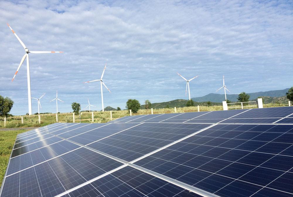 EVN nỗ lực tối đa đáp ứng yêu cầu giải tỏa công suất các nguồn năng lượng tái tạo