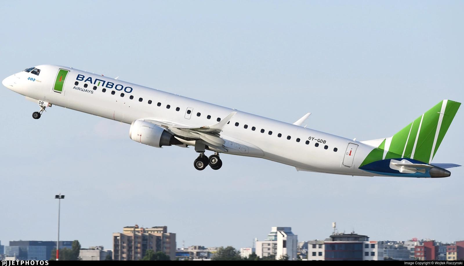 Bamboo Airways bay thẳng Hà Nội, Vinh, Hải Phòng đến Côn Đảo từ 29/9, giá vé từ 1,6 triệu đồng