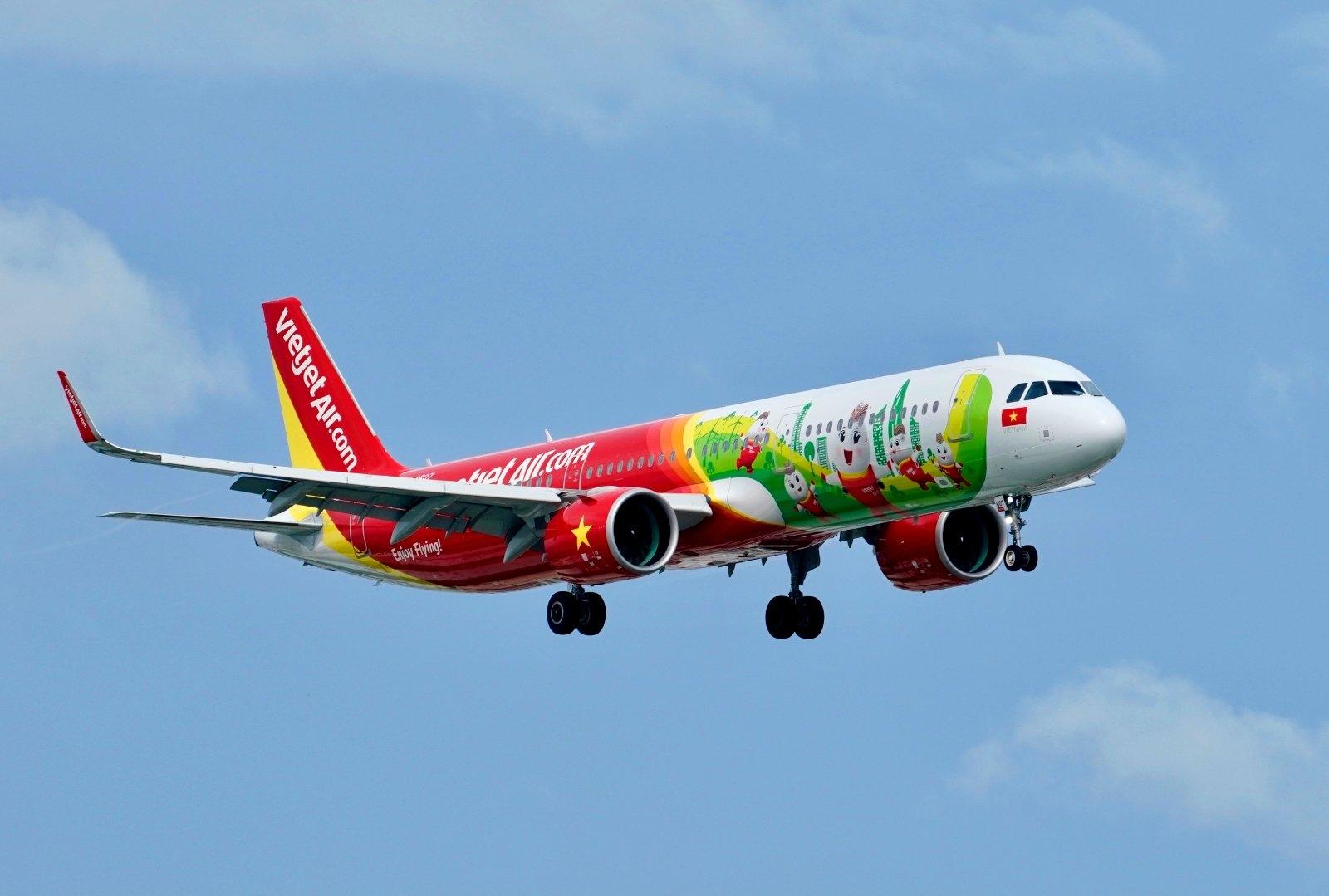 Trải nghiệm hạng vé SkyBoss nâng cấp và Deluxe mới trên những chuyến bay thương mại quốc tế thường lệ đầu tiên của Vietjet