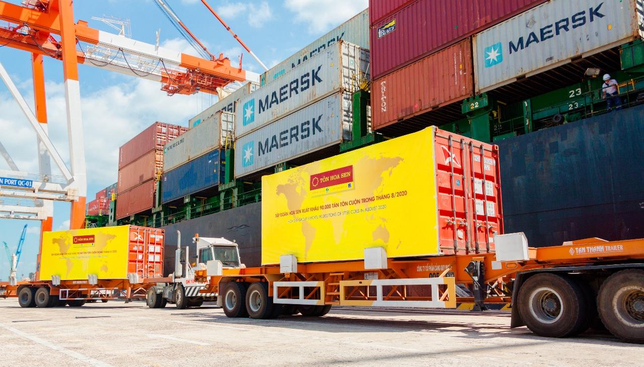HSG: Sản lượng tiêu thụ quý 4 tăng 46%, xuất khẩu tăng 154% so với cùng kỳ