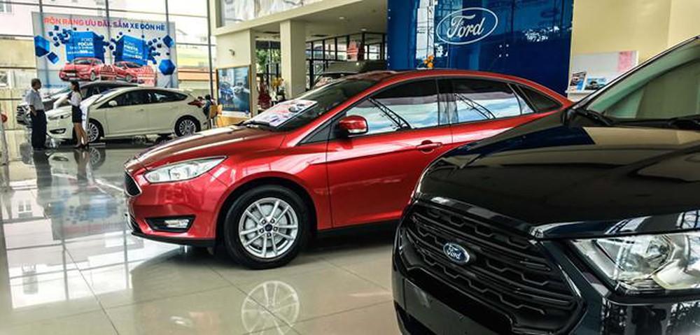 Sau 9 tháng, đại lý uỷ quyền chính thức Ford Việt Nam mới đạt 4% chỉ tiêu lợi nhuận