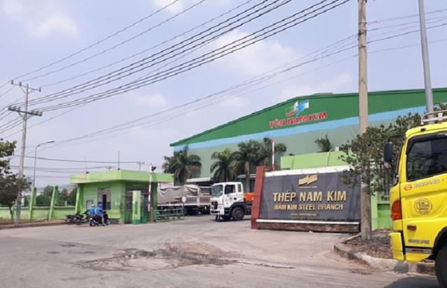 Một lãnh đạo Thép Nam Kim đăng ký bán sạch cổ phiếu NKG