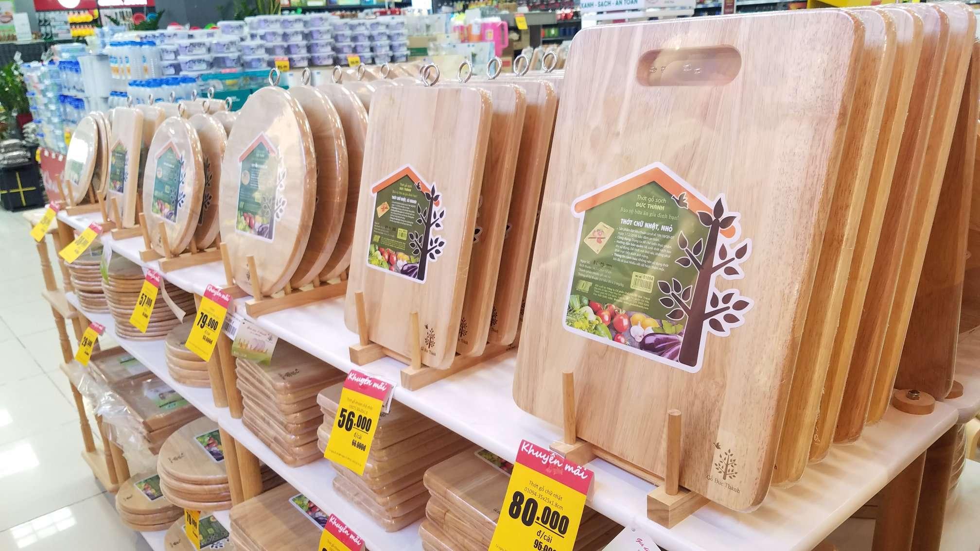 Một doanh nghiệp chuyên sản xuất thớt gỗ dự kiến chia cổ tức 50%