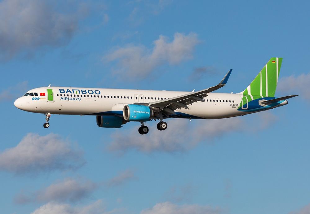 An toàn, trật tự trên chuyến bay Bamboo Airways chở công dân Bình Định từ TP.HCM về quê