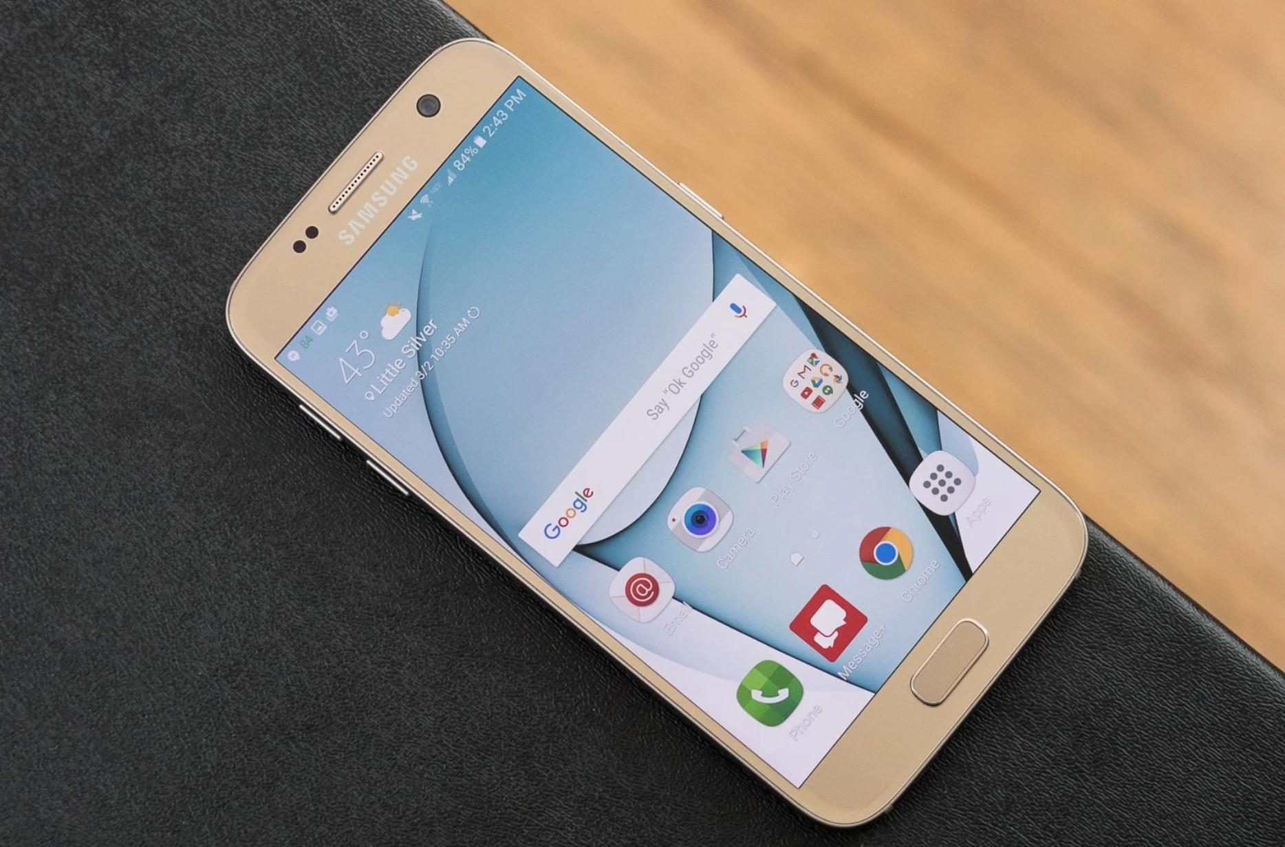Galaxy S gần 5 tuổi được cập nhật phần mềm và câu trả lời của Samsung