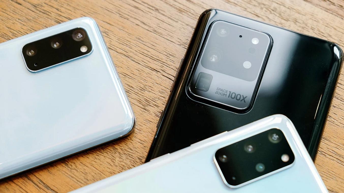 Hé lộ các điện thoại Samsung được cập nhật Android 11
