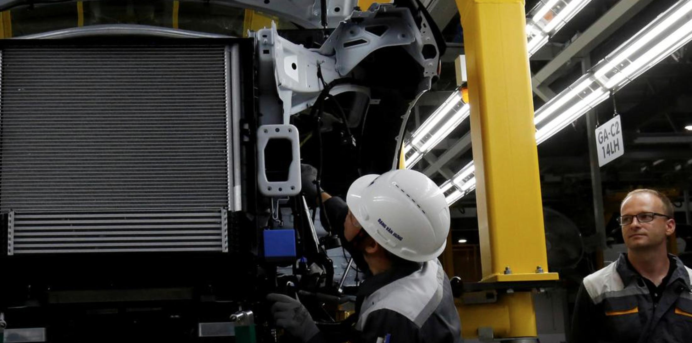 Reuters: Foxconn đàm phán VinFast trong việc sản xuất pin và linh kiện xe điện