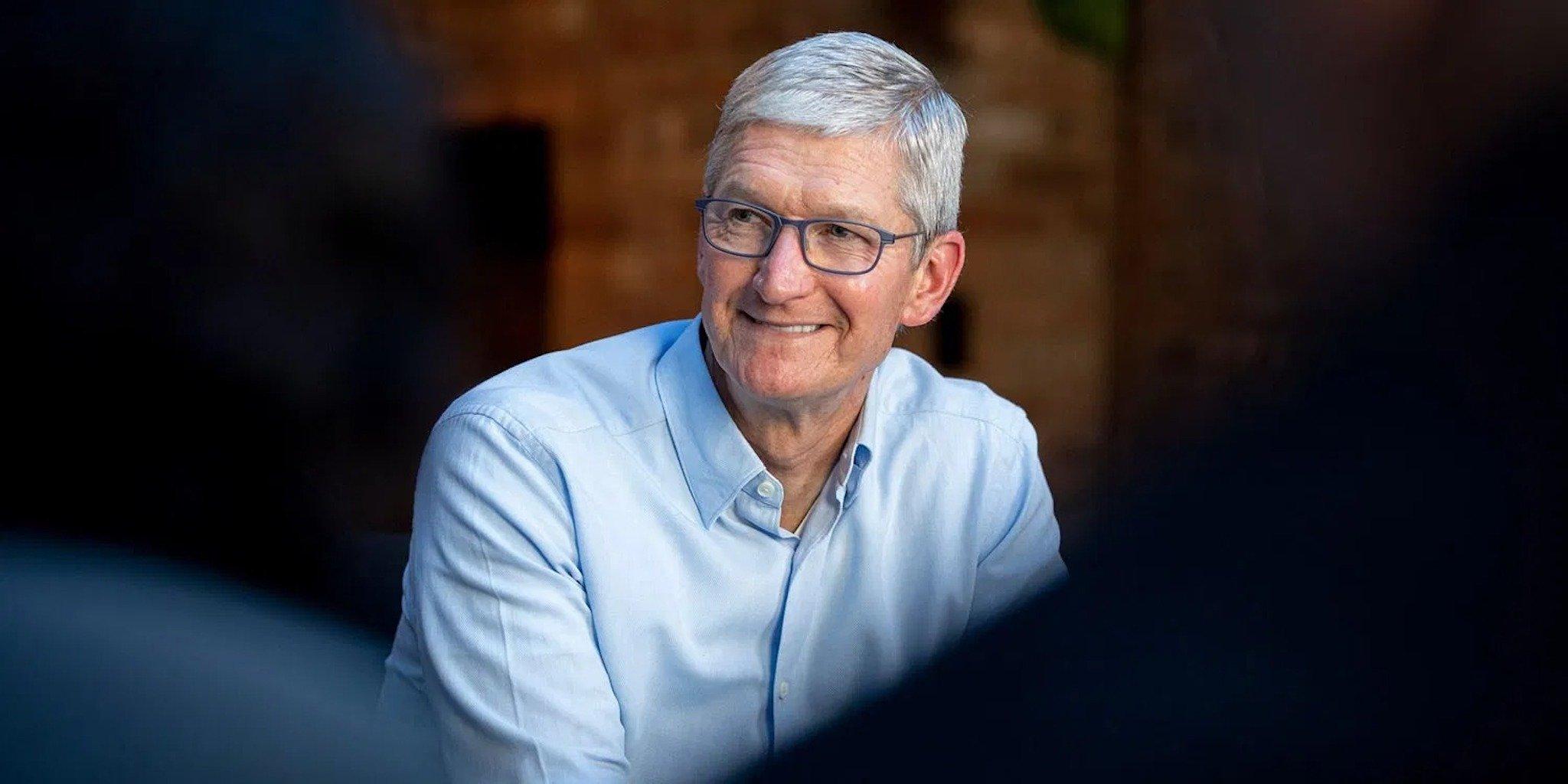 CEO Apple Tim Cook úp mở ngày nghỉ hưu và người kế nhiệm