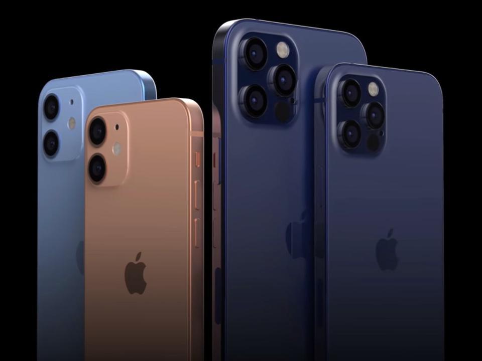 Dòng iPhone 12 bán chạy nhất tháng 1/2021