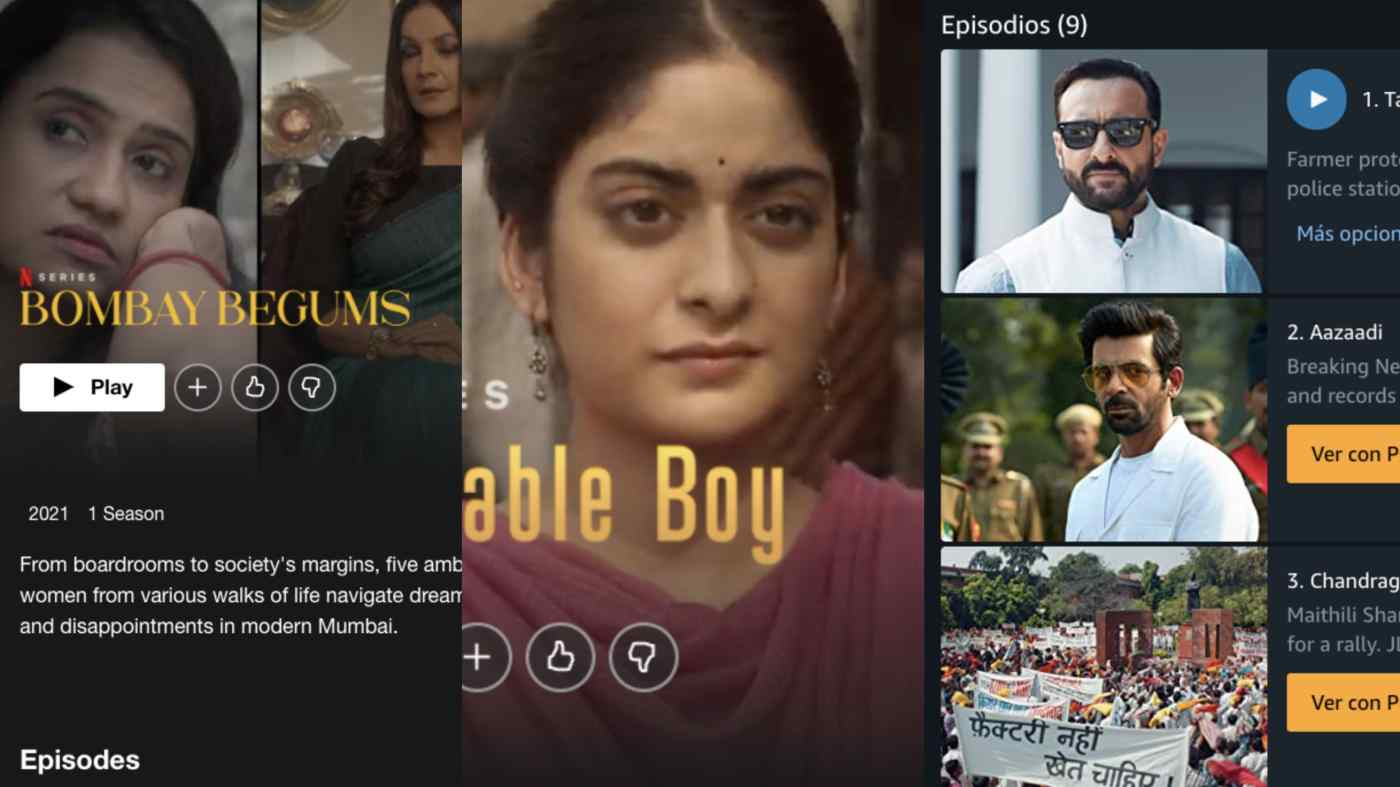 Netflix, Amazon gặp khó thế nào ở đất nước nhạy cảm văn hoá như Ấn Độ?