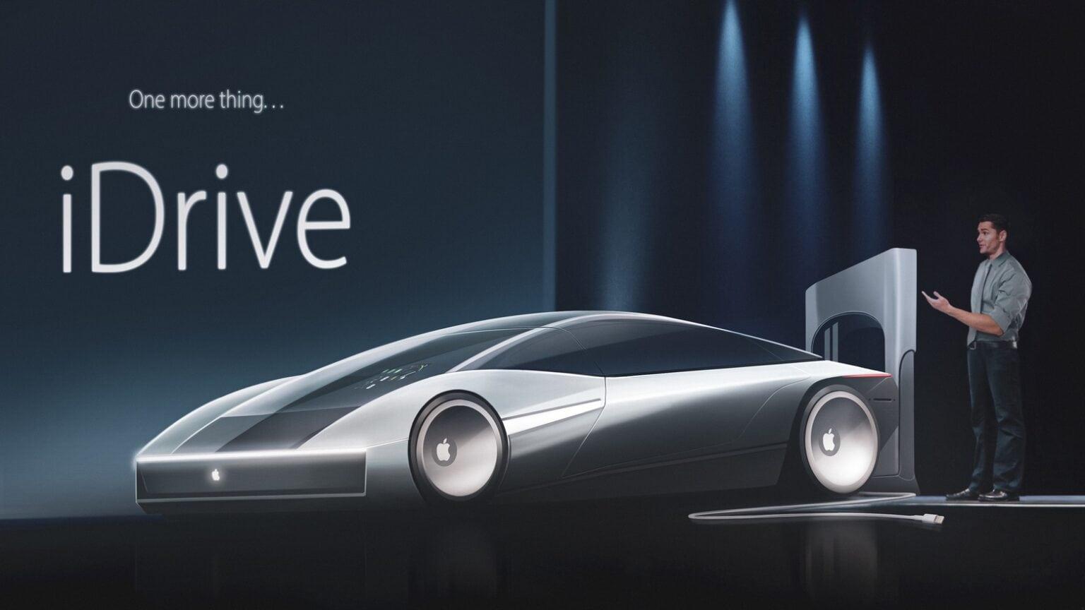 Bỏ mảng kinh doanh điện thoại di động, LG sắp giành hợp đồng sản xuất xe điện Apple