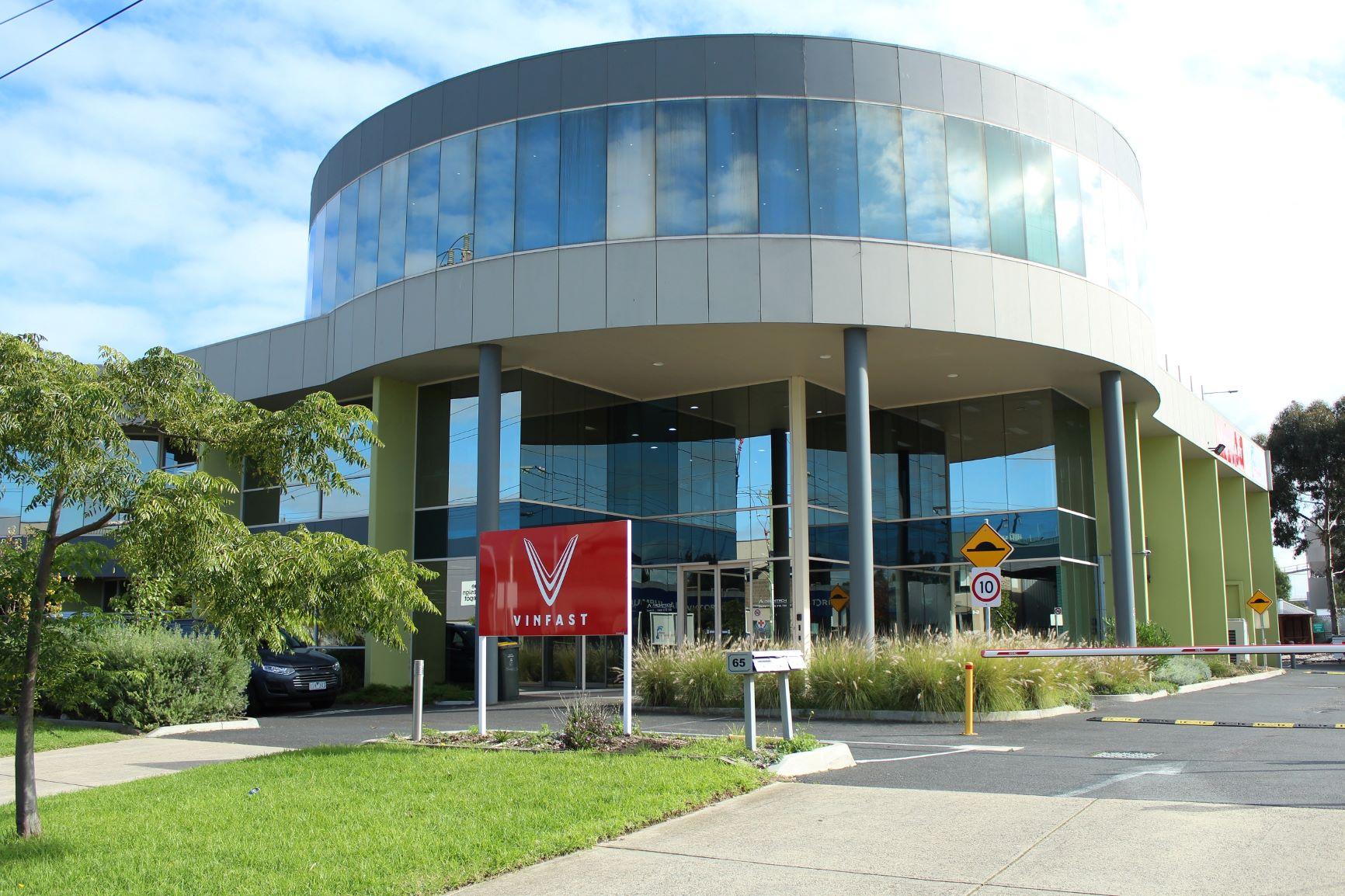 VinFast sắp đóng cửa một phần trung tâm tại Australia sau một năm thành lập