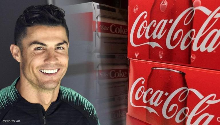 """Coca Cola bị Cristiano Ronaldo """"cà khịa"""", thổi bay hàng tỷ USD vốn hóa"""
