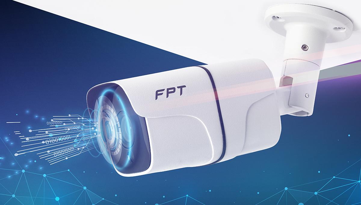 Giải pháp camera của FPT Telecom giúp doanh nghiệp giảm rủi ro an ninh trong mùa dịch