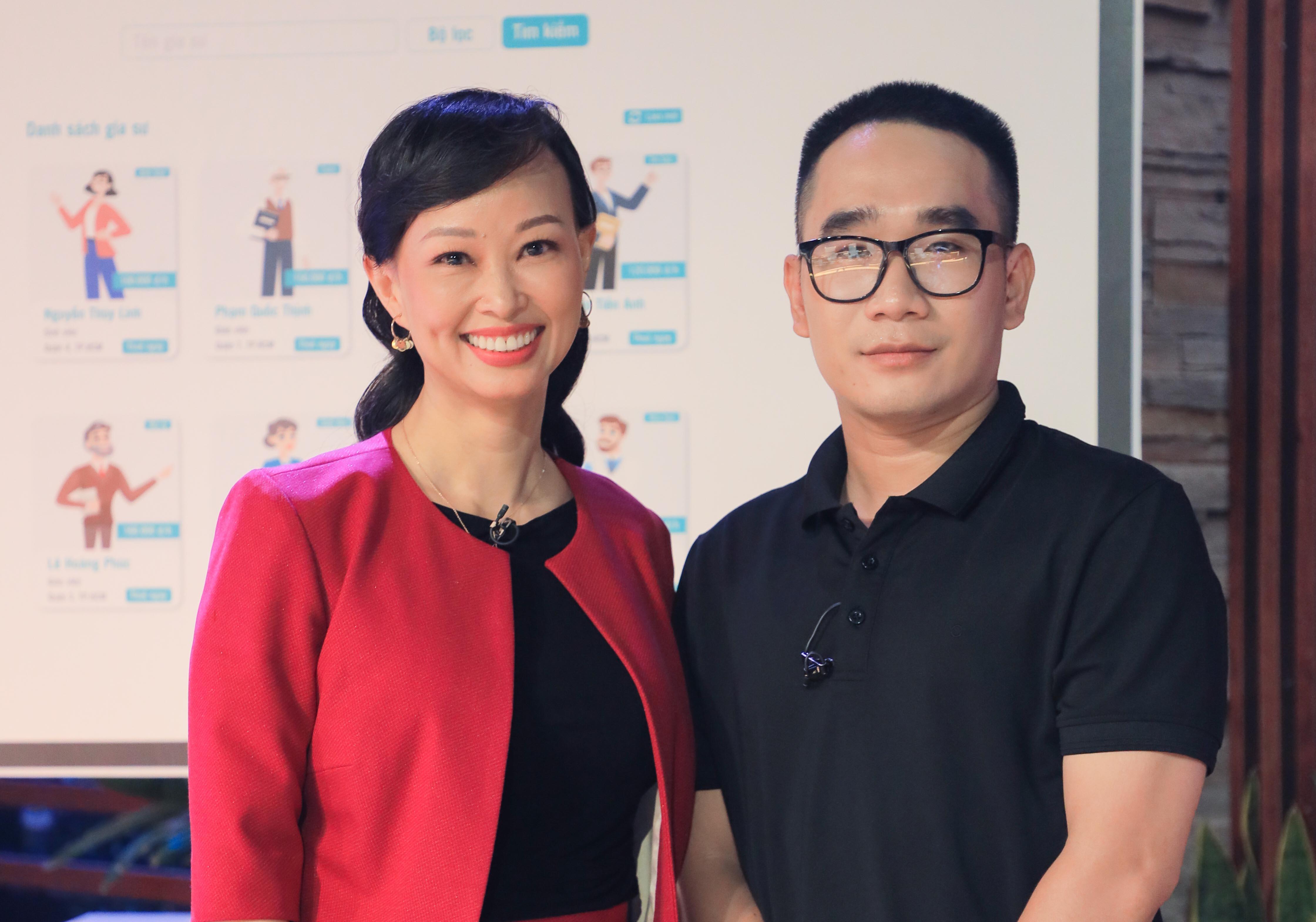 """Shark Bình """"chê"""" ứng dụng gia sư công nghệ Edubox """"non và xanh"""", Shark Linh chốt kèo 4 tỷ cho 40% cổ phần"""