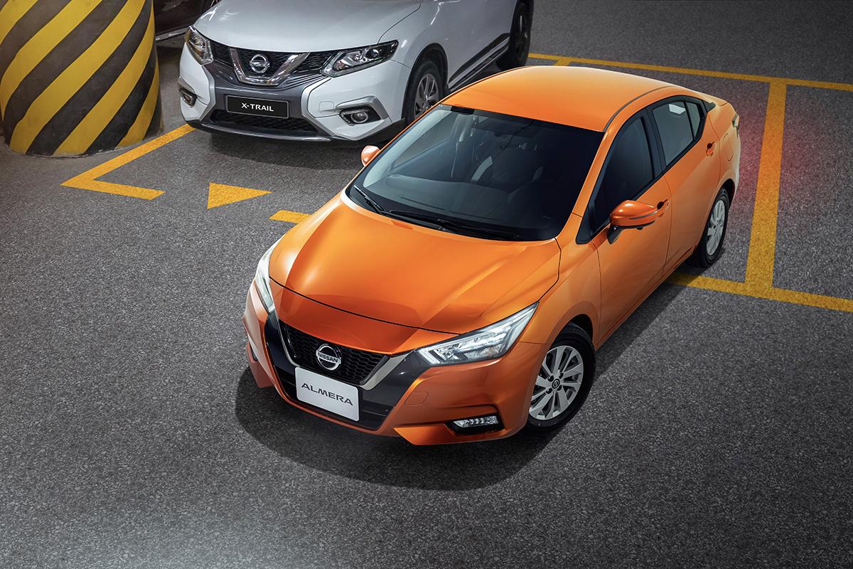 Xe đô thị Nissan Almera 2021 giá từ 469 triệu đồng