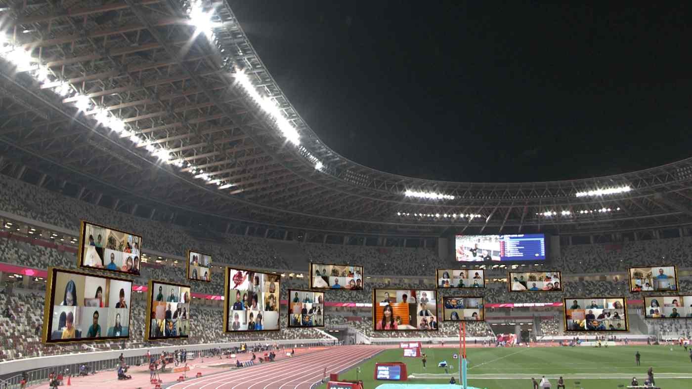 """Những công nghệ truyền hình """"đỉnh"""" nào được Nhật Bản sử dụng tại kỳ Olympic không khán giả?"""