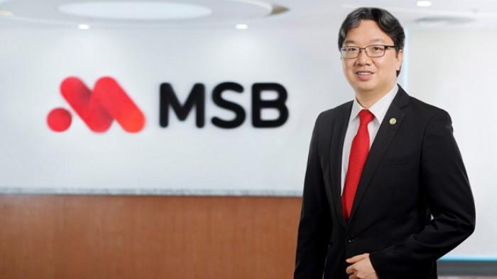 MSB họp ĐHĐCĐ bất thường bầu bổ sung nhân sự cấp cao