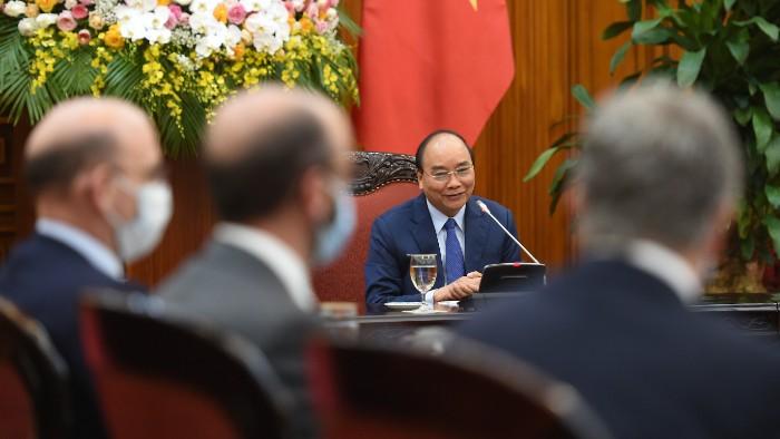 """""""Chính sách tỷ giá của Việt Nam không nhằm cạnh tranh thương mại"""""""