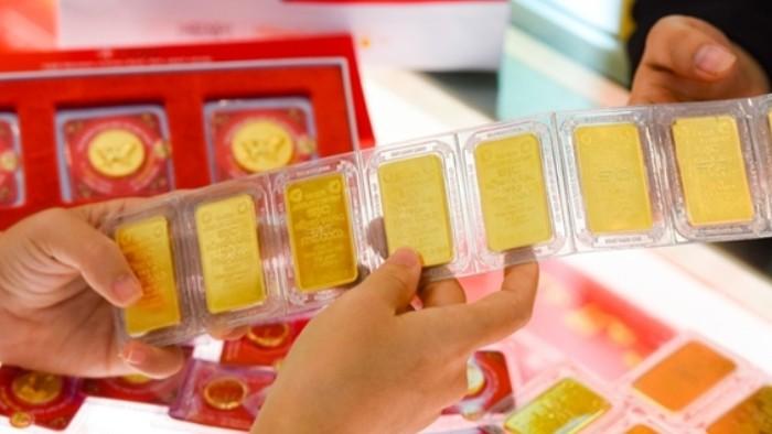 Doanh nghiệp tăng mạnh giá bán vàng