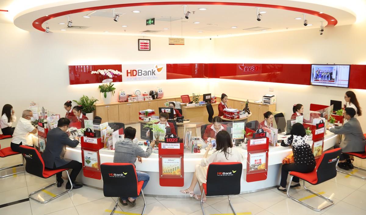 HDBank chuẩn bị trả cổ tức 25% và ESOP giá 10.000 đồng/cổ phiếu