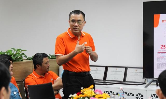 Chủ tịch FPT IS: Hệ thống giao dịch mới sẵn sàng vận hành từ tháng 7