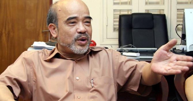"""GS Đặng Hùng Võ: """"Ai để khung giá đất thấp sẽ là tội nhân"""""""