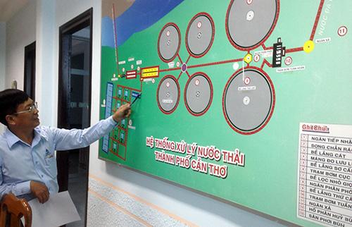 Nhà máy xử lý nước thải 500 tỷ đồng vừa xây xong đã lạc hậu